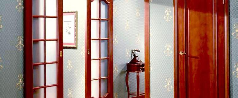 Азы монтажа деревянных дверей