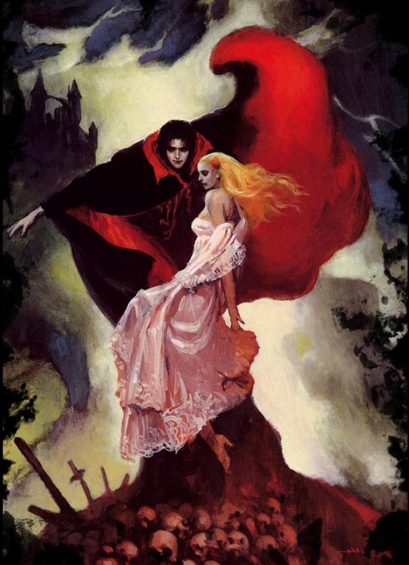 Фильм про любовь (вампира и человека)