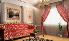 Как воссоздать стиль барокко в помещении