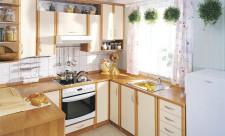 Создание интерьера кухни для семьи из двоих человек