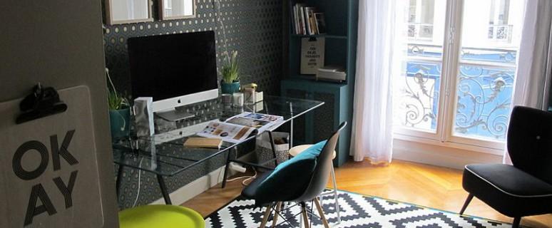Стиль домашнего офиса