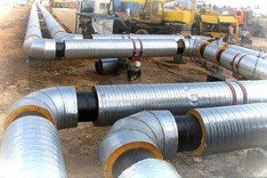 Особенности изоляции трубопровода