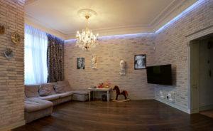 Как обустроить свою гостиную комнату?